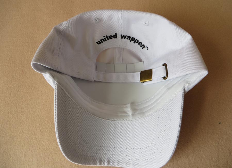 cap with embroidery logo